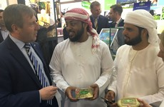 Irish food is on a promotional tour of Arab states
