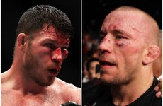 GSP gets shot at middleweight champion Bisping for UFC comeback