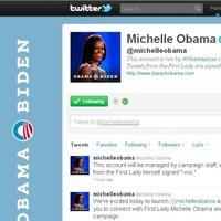 Michelle Obama joins Twitter, hits 1,000 followers in an hour