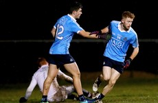 Byrne hits the net twice as Dublin U21s cruise past Westmeath to reach Leinster semi-final