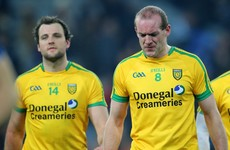 'He's my best friend and he's somebody I've always aspired to in Donegal and Glenswilly'