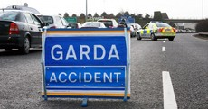 Man dies after suffering head injuries in horrific 12-car pile-up on M7