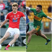 A good night's work for the Louth and Offaly U21 footballers in the EirGrid Leinster championship