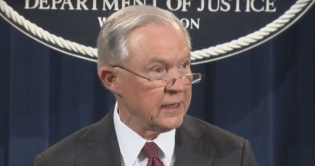 'No need to step down'? US Attorney General Jeff Sessions has stood down from the Russia/Trump inquiry