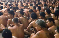 """Inhumane and degrading"": Photos of naked prisoners being searched for drugs spark outrage"