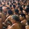 """""""Inhumane and degrading"""": Photos of naked prisoners being searched for drugs spark outrage"""