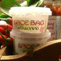 You can now buy little pots of 'spice bag seasoning' in Dublin and Cork