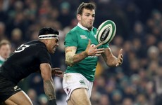 Payne and Carbery back in Ireland's Six Nations squad for final two rounds