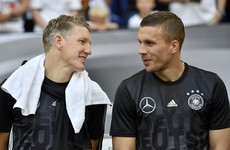 Forget about China: Lukas Podolski signs €5m/year deal to move to Japan