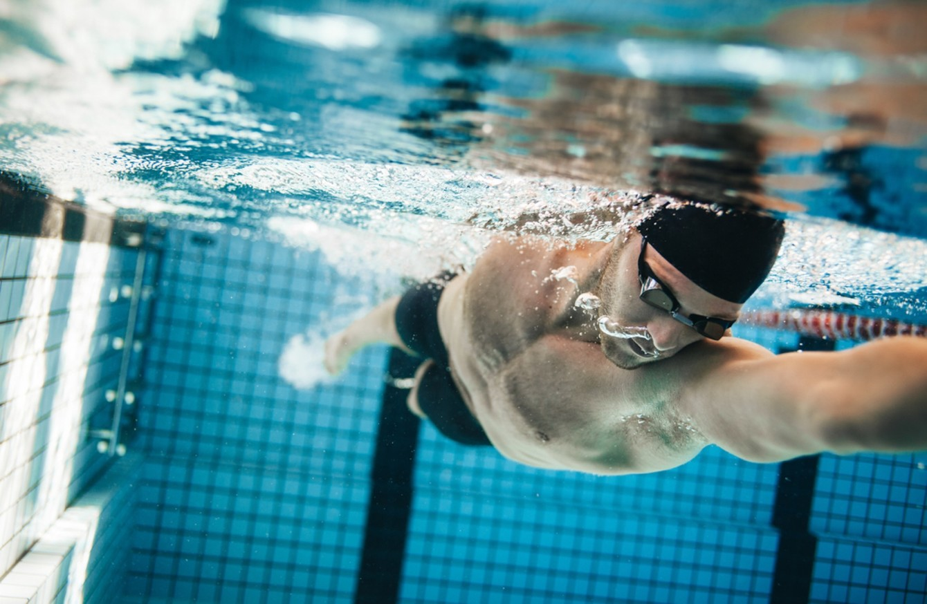 How Much Pee Is In Public Swimming Pools An Awful Lot Actually