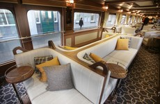 Ireland's answer to the Orient Express train lost almost half a million euro