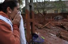 IN PICS: Death toll rises but Danube toxic sludge fear recedes