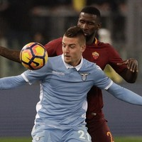 Last night's Rome derby overshadowed by Lazio fans' horrendous racist abuse of Antonio Rüdiger