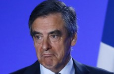 House of French presidential candidate Francois Fillon raided