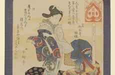 These incredible 200-year-old Japanese prints are going on show in Dublin