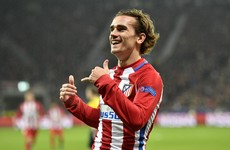 Antoine Griezmann's goal last night was nothing short of sensational