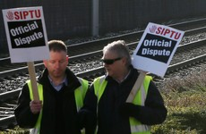 Luas strikes contributed to work days lost in industrial disputes doubling
