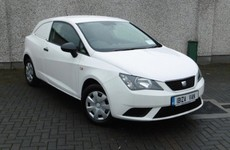 DoneDeal of the Week: This SEAT Ibiza van is both stylish and economical