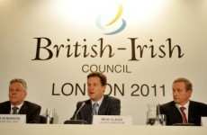 Youth unemployment on the agenda at British-Irish summit