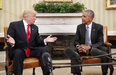 Trump says 'bad (or sick) guy' Obama tapped his phone