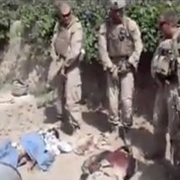 'Urinating on dead' video: US soldiers identified as fallout continues