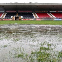 No repeat of last week's Healy Park disaster as league fixtures get the go-ahead
