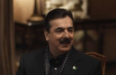 Pakistani president 'not worried' amid military coup threat