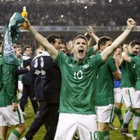 Ireland matches to be screened for faithful fans at Eucharistic Congress