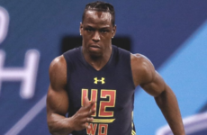King of the 40! The NFL 40-yard dash record has been broken