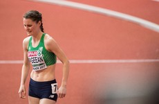 Heartbreak for Ciara Mageean as she's forced to drop out of 1500m European Indoor final