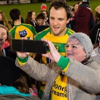 McHugh hits the net in Donegal victory away to 14-man Cavan