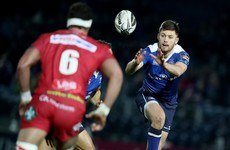 Cullen praises double Byrne threat and Leinster ability to 'out-last' Scarlets
