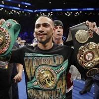 'One Time became Two Time, baby!' - Unbeaten Thurman unifies welterweight titles