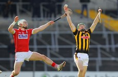 Hogan brilliance helps Kilkenny get off the mark in the league with success over 14-man Cork