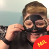 Those peel-off face masks going viral right now are really not good for your skin