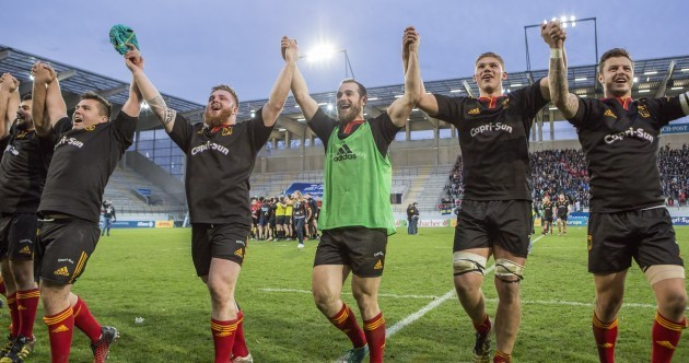 One team, one goal: German rugby working hard to make World Cup dream a reality