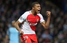 Gifted teenager Kylian Mbappe superb again as Monaco make it 82 goals for the season