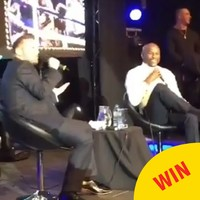 Dublin comedian Al Foran's Conor McGregor impression has gone global after this stage appearance