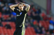 Shane Duffy out of Ireland's crucial World Cup qualifier with Wales