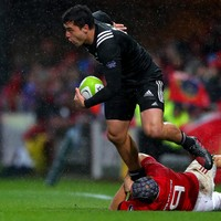 Leinster confirm signing of Maori All Black James Lowe