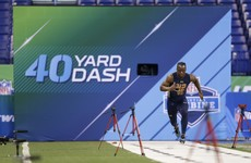 Beware the fastest 40-yard dash time if you're looking for NFL success