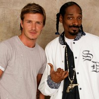 A complete history of David Beckham and Snoop Dogg's unlikely friendship
