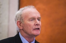 Martin McGuinness hospitalised in Derry - reports
