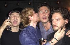 A complete rundown of Ed Sheeran's most baffling celebrity friendships