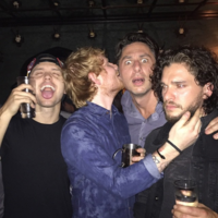 A complete rundown of Ed Sheeran's most baffling celebrity friendships