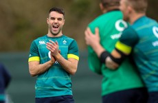 Conor Murray on his superb form, playing with Sexton and talk of the Lions captaincy