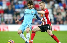 Silva one reason I joined Man City - Guardiola
