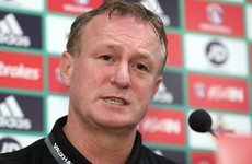 Northern Ireland boss O'Neill would be 'tempted' by Leicester offer