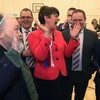 Arlene Foster says all is well in the DUP despite rumours of revolt