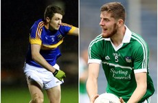 5 senior players in Tipperary and Limerick U21 teams ahead of Munster football clash